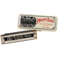 Hohner 1896/20 Marine Band Classic Bb