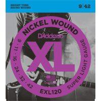 DAddario EXL120-10P