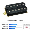 DiMarzio DP163 - Bluesbucker Neck