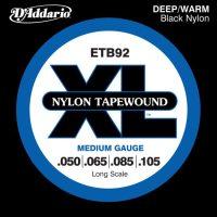 D'Addario Nylon Tapewound ETB92 Medium