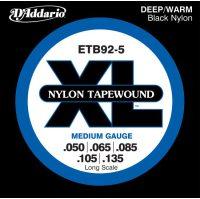 D'Addario Nylon Tapewound ETB92-5 Medium