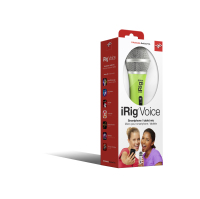 IK Multimedia iRig Voice - Green version