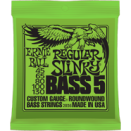 Ernie Ball - Bass 5-str�ngad Roundwound Nickel Regular Slinky 045 - 130