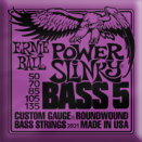Ernie Ball - Bass 5-str�ngad Roundwound Nickel Power Slinky 050 - 135