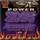 Ernie Ball - Acoustic Fosforbrons Power Slinky 013-056