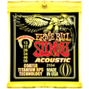 Ernie Ball - Acoustic RPS Coated Titanium Medium 013-056