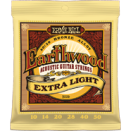 Ernie Ball - Earthwood 80/20 Brons Extra Light 010-050