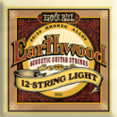 Ernie Ball - 12-str�ngad Earthwood 80/20 Brons Light 009-046
