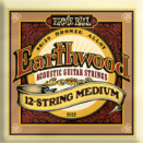 Ernie Ball - 12-str�ngad Earthwood 80/20 Brons Medium 011-052
