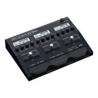 Zoom G3n Multieffekt Gitarr