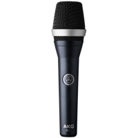AKG D5CS, cardioid dynamisk sångmikrofon med switch