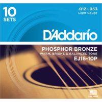 DAddario EJ16-10P