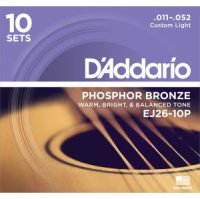 DAddario EJ26-10P