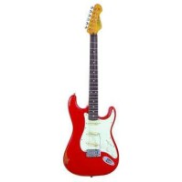 "Vintage - V6 ICON Series ""Distressed"" Firenza Red"