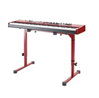 K&M 18810R Red Keyboard Stand