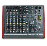 Allen & Heath Allen & Heath ZED-10FX 4 Mono 2 Stereo med USB