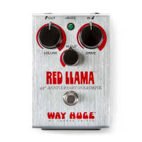 Way Huge WHE206 Red Llama 25th Anniversary Overdrive - LTD ED