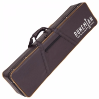 Bohemian Hardcase Bass Black/Brown