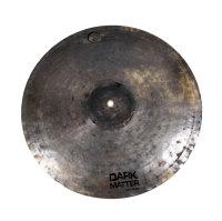 Dream Cymbals Dark Matter Series Energy Crash - 18