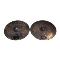 Dream Cymbals Dark Matter Series Hi Hat - 14