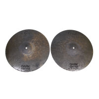 Dream Cymbals Dark Matter Series Hi Hat - 15