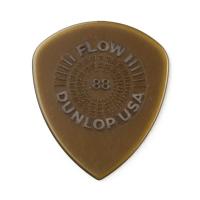 Dunlop Plektrum Flow Standard Grip 0,88 549P088 - 6/PLYPK