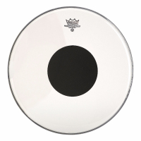 Remo Controlled Sound BT Clear Black Dot on Top