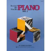 Bastien Bit För Bit Piano 2