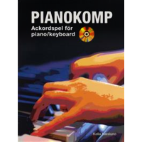 Pianokomp - ackordspel för piano / keyboard