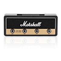 Marshall Jack Rack JCM800 Classic