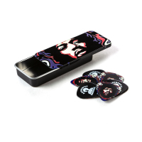 Dunlop Plektrum Jimi Hendrix Star Haze Pick Tin JHPT15H