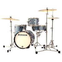 Ludwig Breakbeats by Questlove | Azure Blue Sparkle - Shellpack